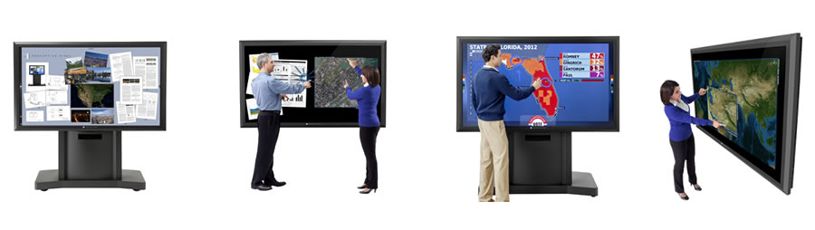 Interactive LED Touchpanels incorporate the latest in LED display and multi touch technologies
